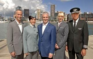 Air New Zealand Uniforms even got a makeover, darling