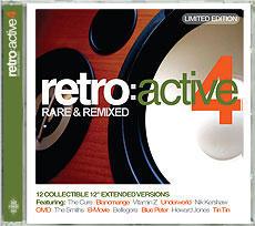 Retro:Active 4 - sweet like chocolate