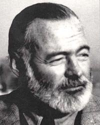love and war in a farewell to arms by ernest hemingway In 1918 ernest hemingway went to war, to the 'war to end all wars' he volunteered for ambulance service in italy, was wounded and twice decorated out of his experiences came his early.