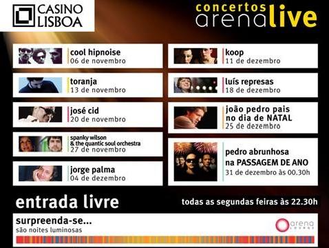 Calendário Lisboa Livre