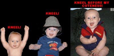 Kneel Before the Spawn of Flunky! Kneel, I Say!