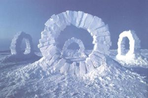 Andy Goldsworthy - North Pole