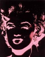 Andy Warhol - Pink Marilyn (1985)