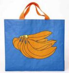 Art for supershopper bag © Michael Craig Martin