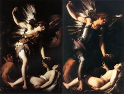 Giovanni Baglioni - Two Versions (1602-3)