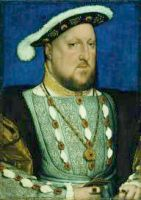 Hans Holbein the Younger - Henry VIII (1536)