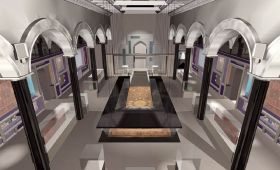 The new Jameel Gallery of Islamic Art