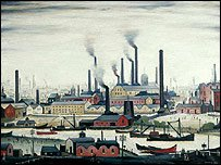 Lowry - Riverbank (1947)
