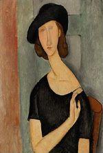 Modigliani - Jeanne Hebuterne (1919)