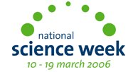 National Science Week logo