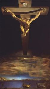 Salvador Dali - Christ of St John of the Cross