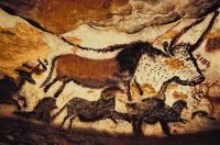 Cave Painting, Lascaux, France (15,000 to 10,000 BC)