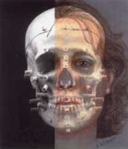 Image from the cover of Forensic Art and Illustration by Karen T. Taylor (2000)
