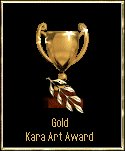 Kara Art Gold Award