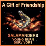 Salamanders Friendship Gift