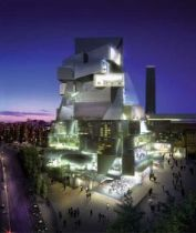 The Eyesore at Night © Herzog & de Meuron