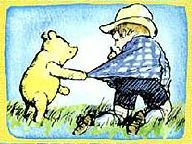 E.H. Shepherd - Winnie-the-Pooh and Christopher Robin
