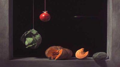 Ori Gersht - Pomegranate (2006) © the artist