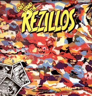 The Rezillos Cold Wars