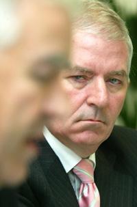 Charlie McCreevy - Commissario Europeo al mercato interno