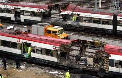 Attentato Madrid - 11 Marzo 2004