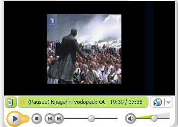 Video Manifestazione Niagara
