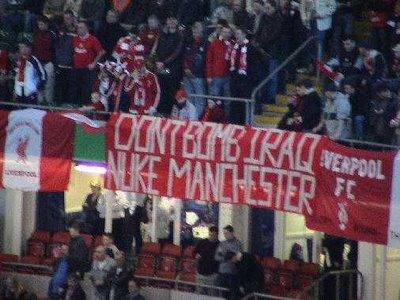 Don't bomb Iraq, Nuke Manchester