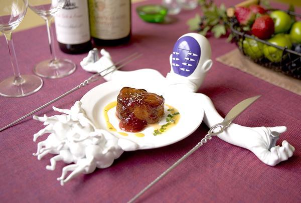 El plato de marras