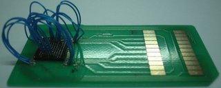 K5E5658HCM-D060 PSP NAND Flash Adaptor