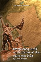 Katapusang Hibik ng Filipinas at Iba pang Tula by Andres Bonifacio