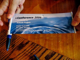 i-Conference 2006