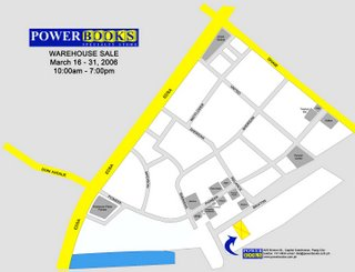 Powerbooks Warehouse Sale