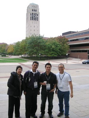 Filipino PhD Students