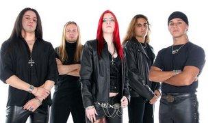 Shadowside en el Monterrey Metal Fest Vol. 3