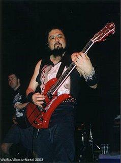 R.I.P. Jesse Pintado (Terrorizer, ex-Napalm Death)