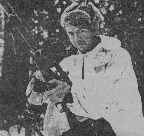 Vassili Zaitsev Wife