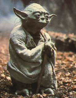Yoda as the Holy Spirit?