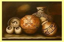 Las pinturas y los sentimientos - Jarrones rusticos ...