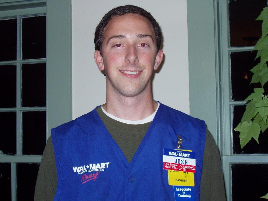 Working At Wal Mart