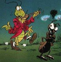 pauvre fourmi