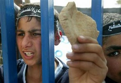 le pain pour la cage