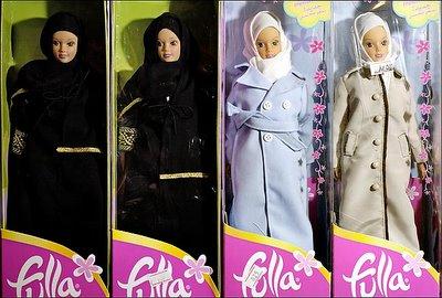 poupées Fulla