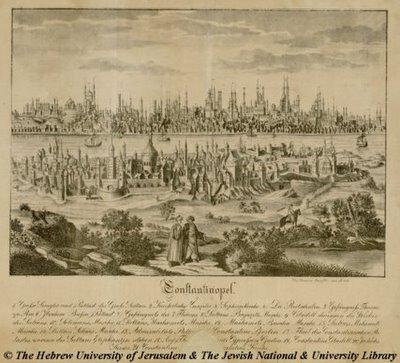 Constantinople 1730