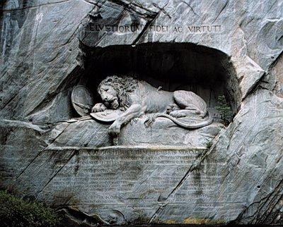 Lion de Lucerne