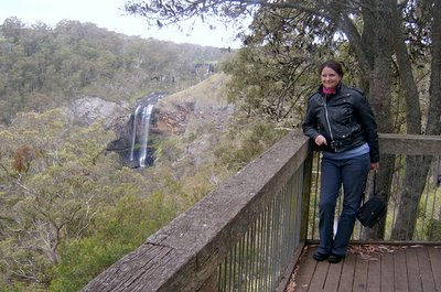 Ebor Falls on the Armidale Road