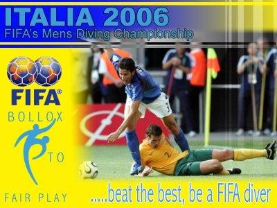 Italia 2006- FIFA mens diving championship