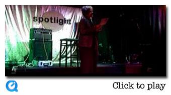 Vik Bennett @ the Spotlight