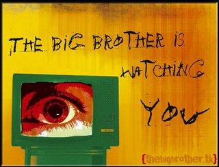 Ya lo dijo Orwell cuando escribió sobre el Big Brother