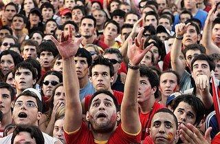 España no se lo esperaba, pero volvió a pasar