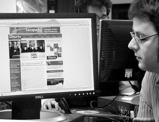 El consumo de internet se disparó tras el anuncio de tregua de ETA
